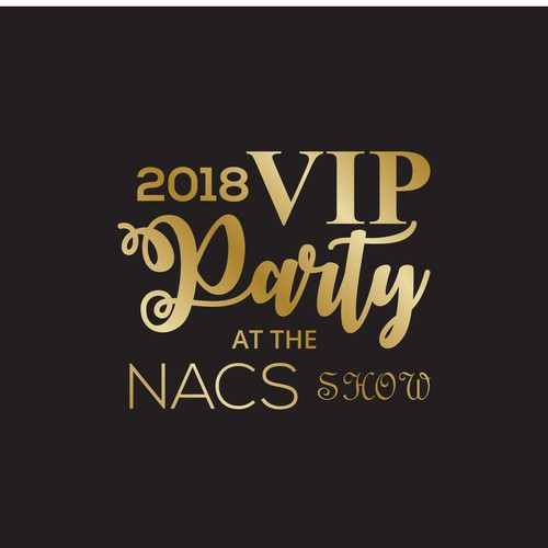 VIP Party in Las Vegas need a logo