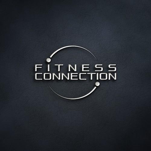 Logo for Fitness Club.