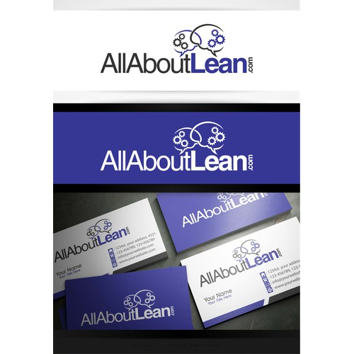 Help AllAboutLean.com with a new logo