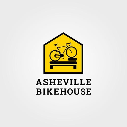 Bike hostel logo