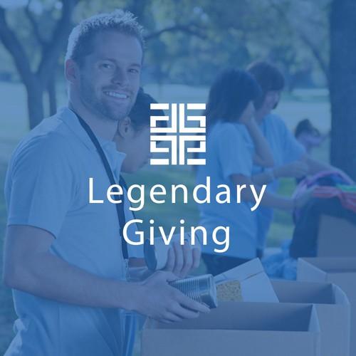 Logo Legendary Giving