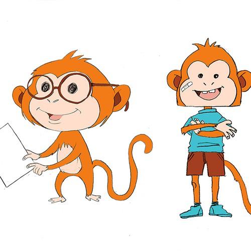 Monkey Wanted: Help SmarTots Create its New Mascot