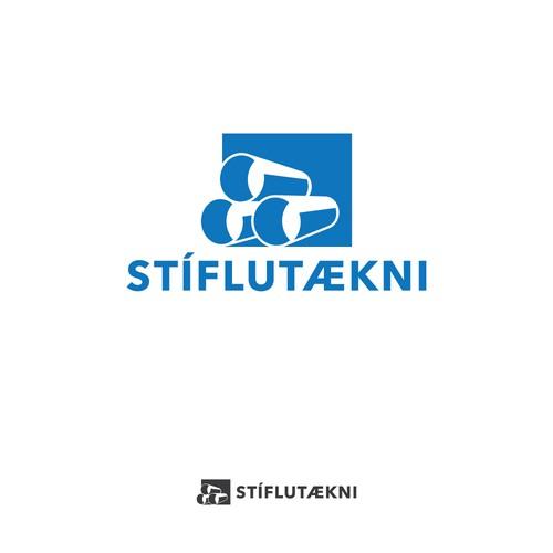 Logo for STÍFLUTÆKNI