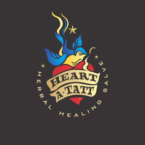 Heart-A-Tatt Tattoo Salve