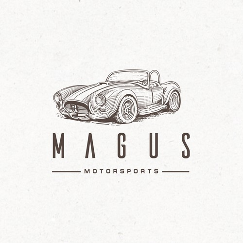 logo for MAGUS MOTORSPORTS