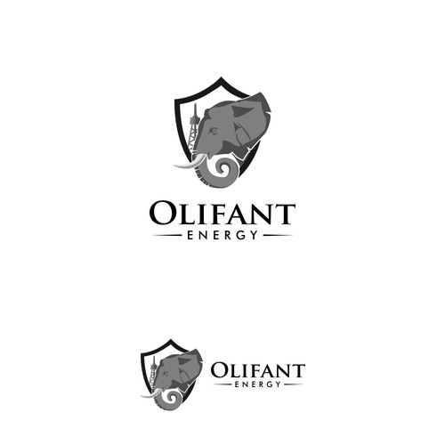 logo for oil company