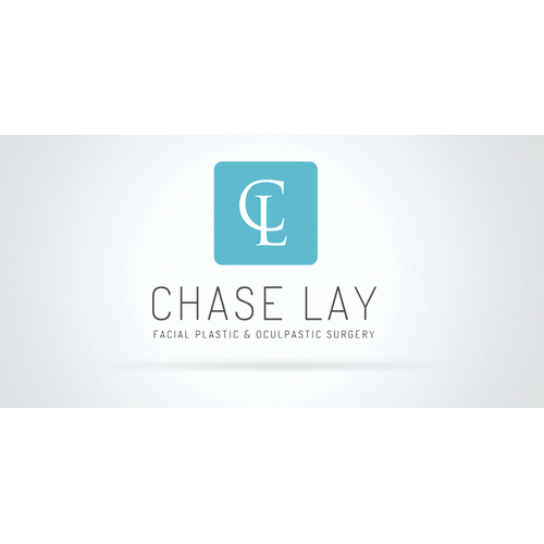 Help Chase Lay, M.D. with a new logo