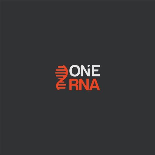 rna logo concept