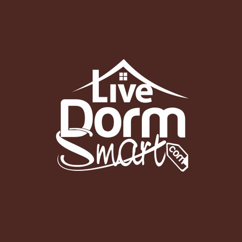 Logo Design for Live Dorm Smart.com