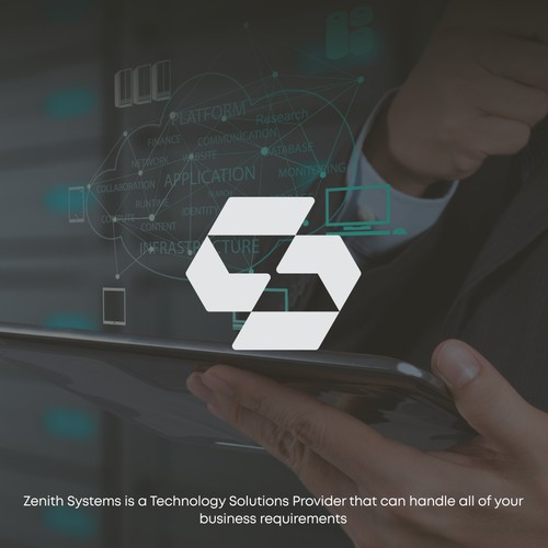Logo concept for Zenith System