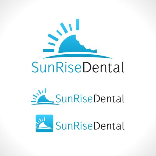SunRise Dental New Logo