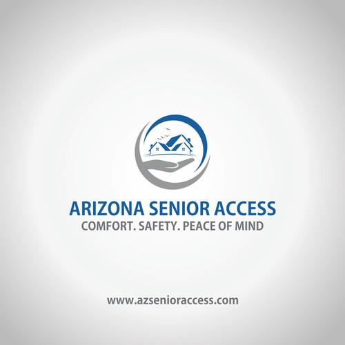 Professional and clean Logo for Senior Accessibility Company