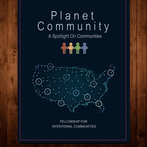 Book Cover For Non-Profit Organization
