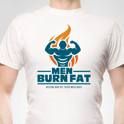 Men Burn Fat
