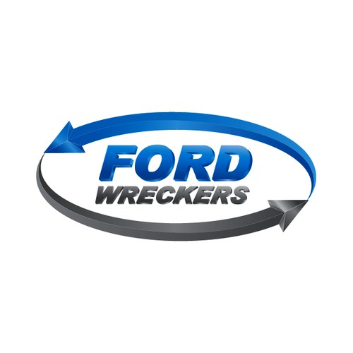 logo for Ford Wreckers