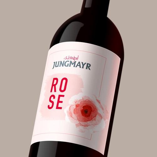 Rosè vino