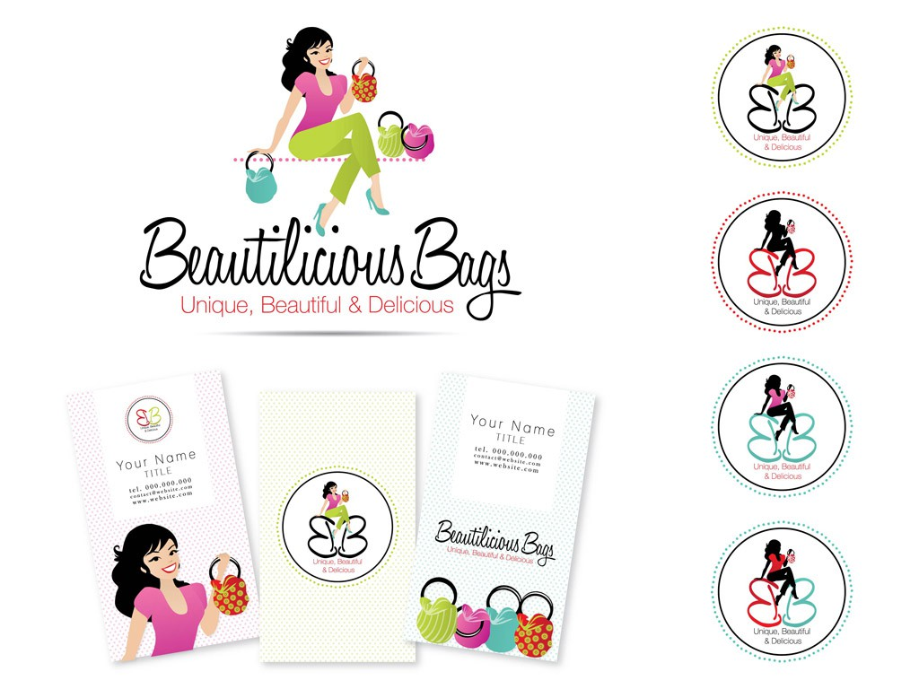 Beautilicious Bags needs a new logo