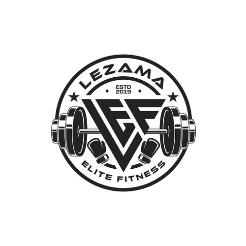 Logo Proposal for Lezama Elite Fitness
