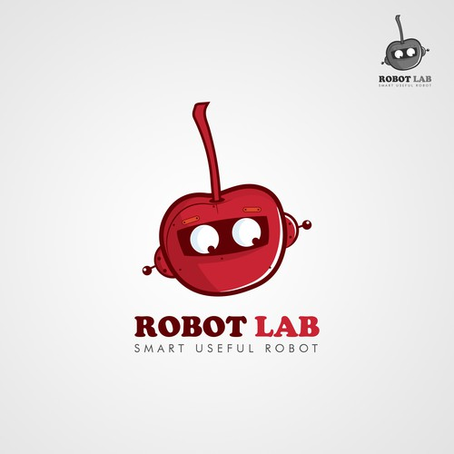 Robot cherry for a cool business!