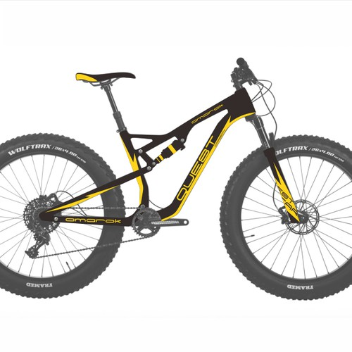 Quest Carbon Fat Bike