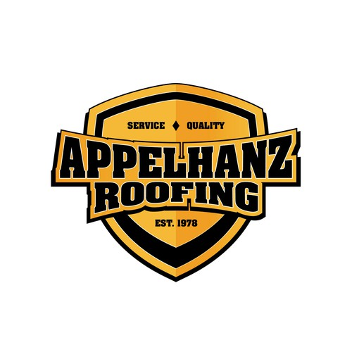 Appelhanz Roofing Logo submission