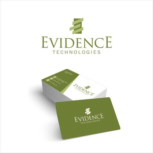 Modern and contemporary logo option for Evidence International