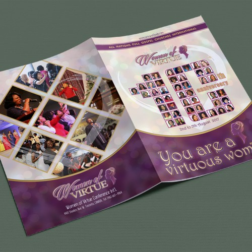 Booklet for WOV