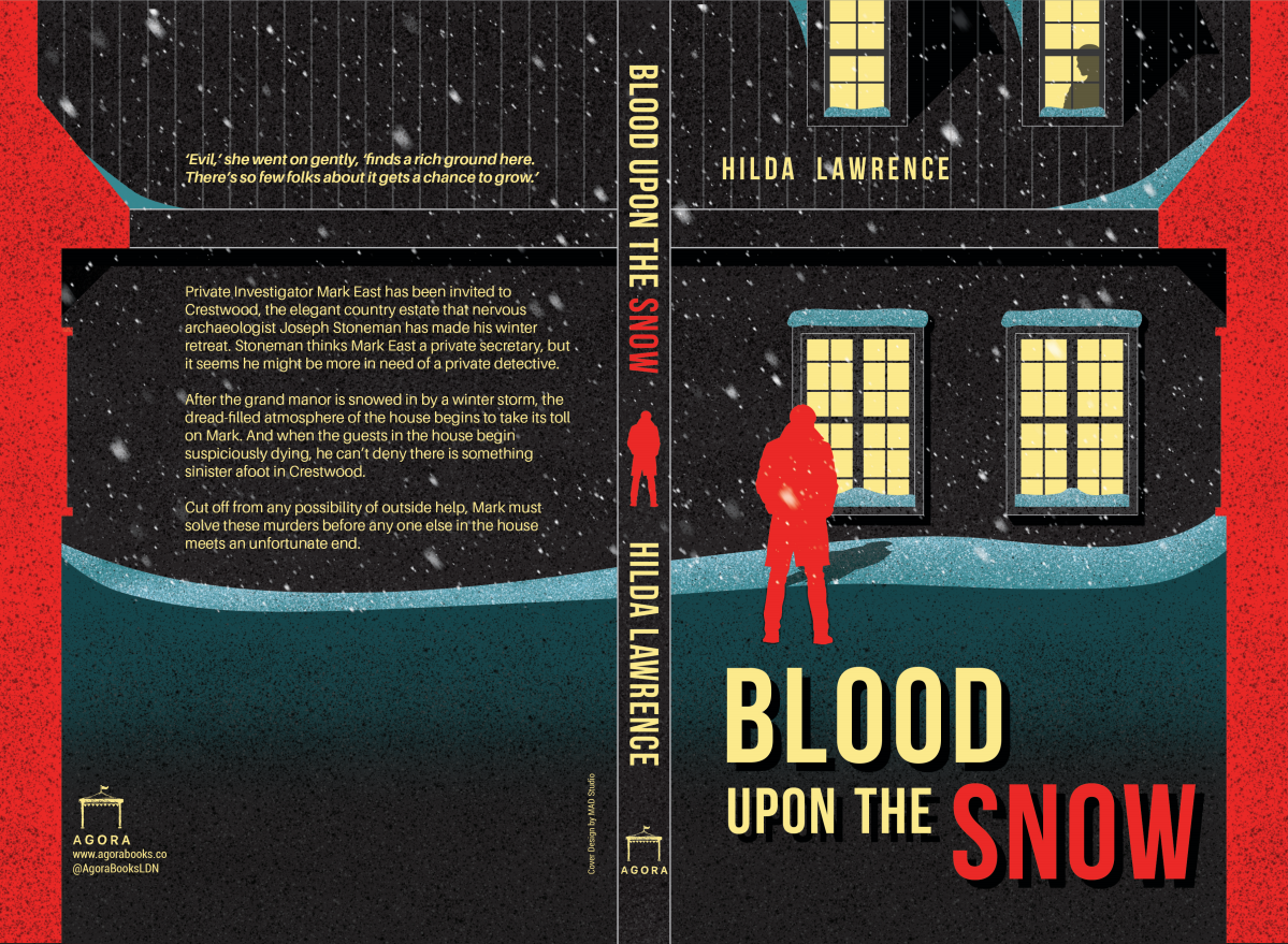 Blood Upon the Snow Paperback