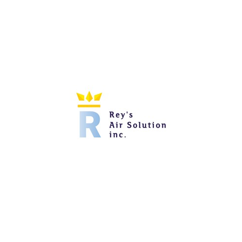 Rey's Air Solution inc. logo