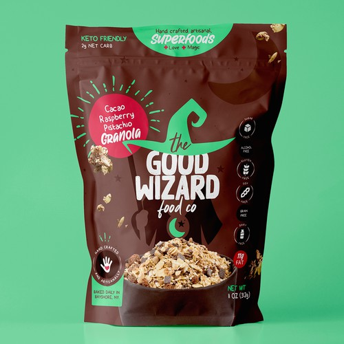 Packaging Granola