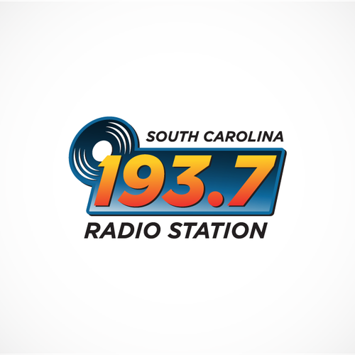 Create a logo for the relaunch of WALI - 93.7 FM radio station, which will be known as I 93.7.