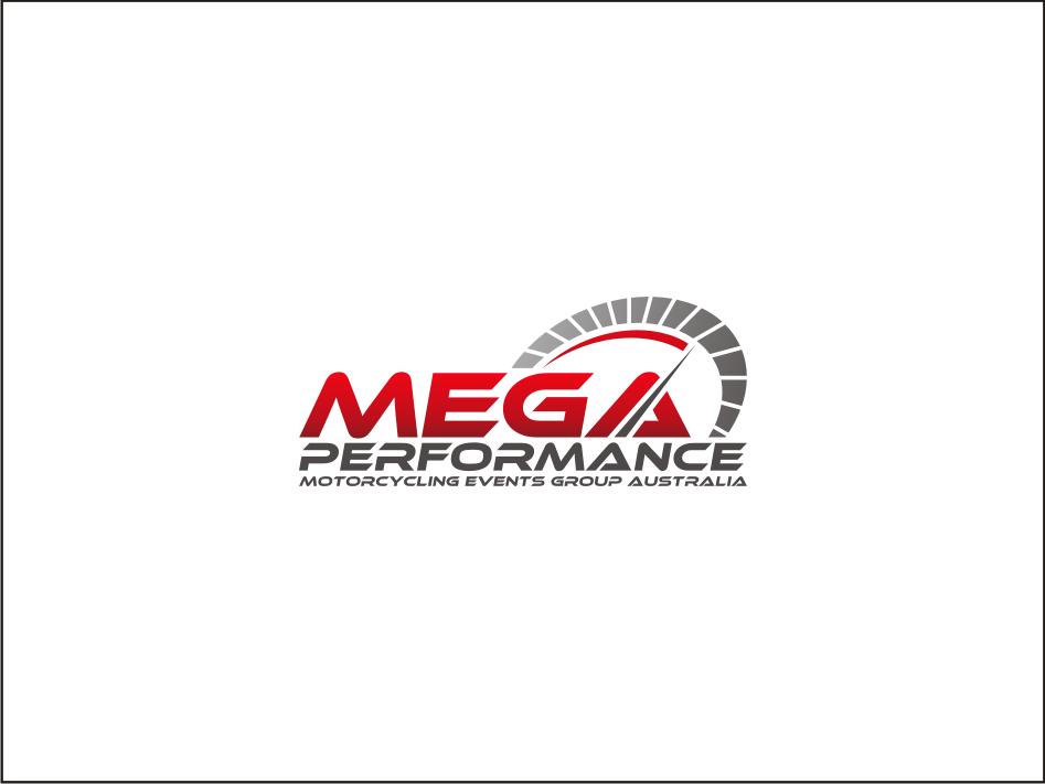 Logo for www.MEGAPerformance.com.au - Online Motorbike performance shop