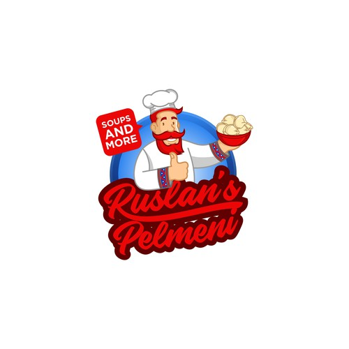 Ruslan Pelmeni food truck