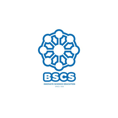 Logo concepto para BSCS