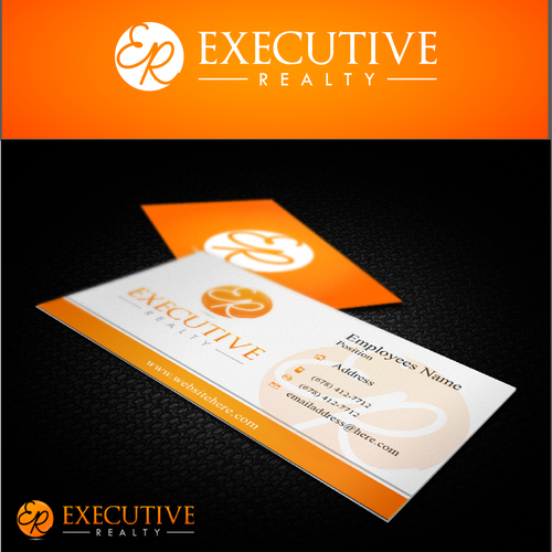 Help Executive Realty with a new logo