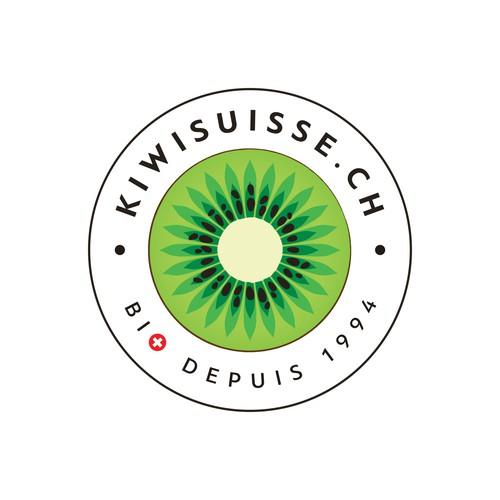 Kiwisuisse.ch logo design