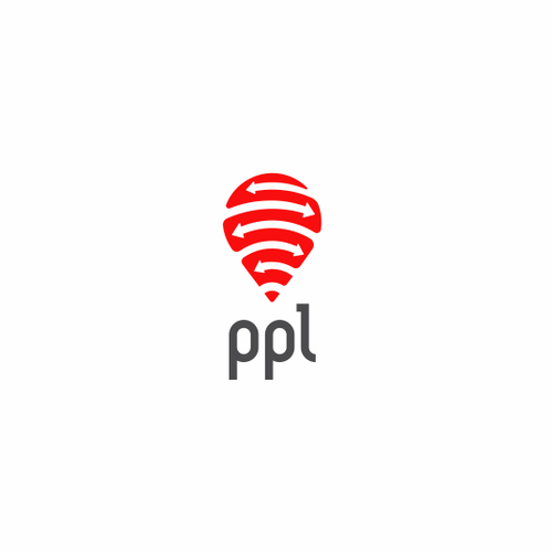 Logo design for app named PPL