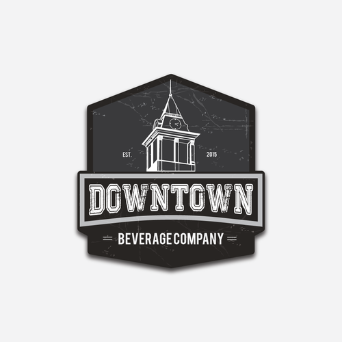 Logo for Beverage Company