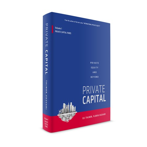 Private Equity Book Cover Design