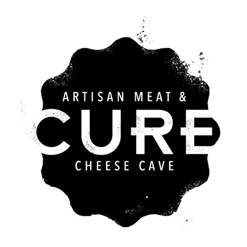 Logo creation for Artisan Meat and Cheese shop foodies will love.