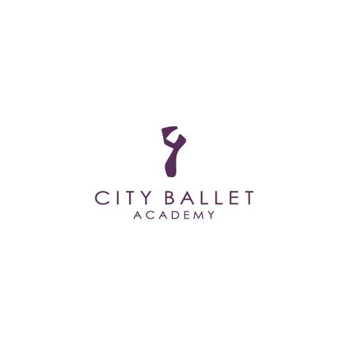 Logo for Singapore ballet company