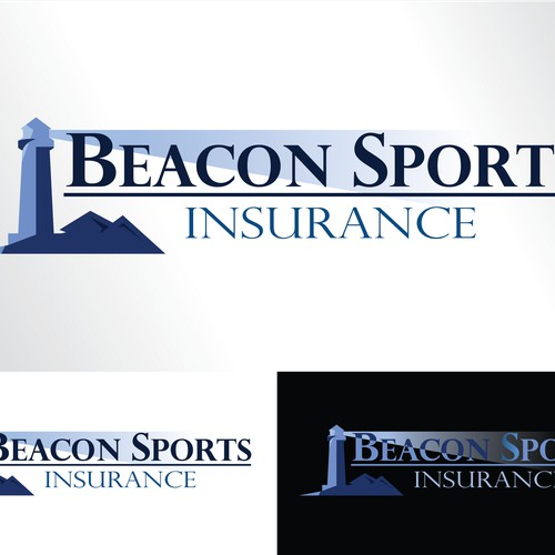 Create a winning design for Beacon Sports Insurance!! Lighthouses wanted!