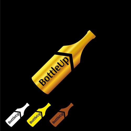 logo concept for bar