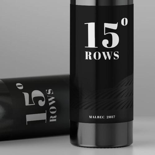 15º Rows