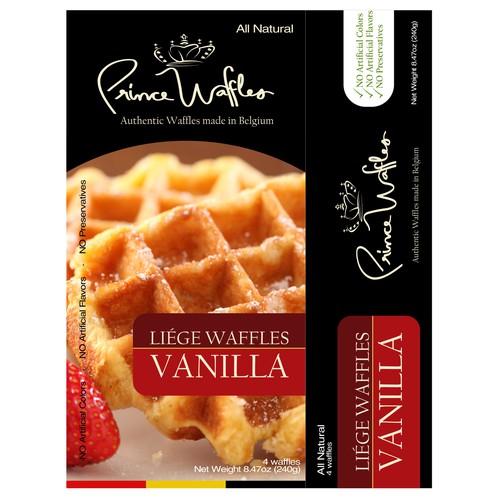 Waffle Box Design