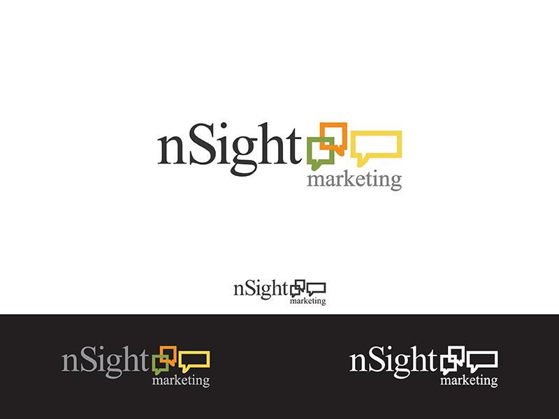 Redesign of nSight Marketing logo