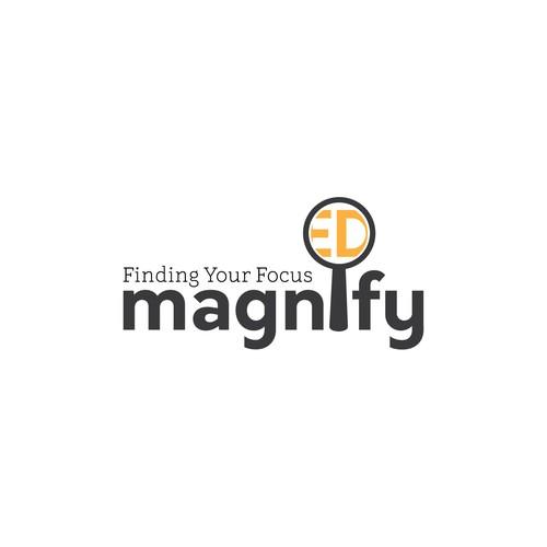 magnifyED logo
