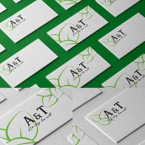 Simple and elegant logo por a pharmaceutical tea brand