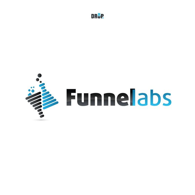 """Funnelabs"" Logo + Biz card"