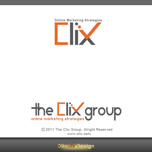 The Clix Logo Design